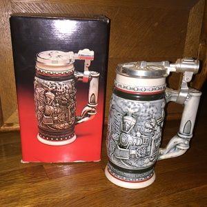 Beer Stein 1982 Avon